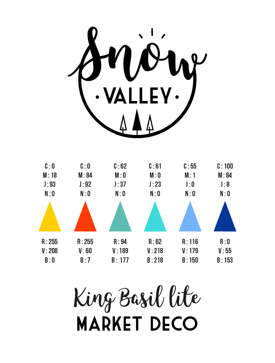Logo Snow valley